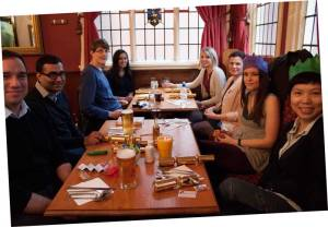 Merry Christmas from our Doctoral Researchers