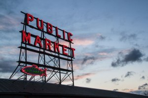 Iconic Seattle Sign