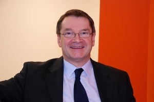 Barry Cockcroft, Cheif Dental Officer