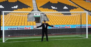 Or could it be a new goalkeeper for Wolves.