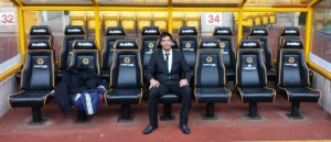 A new manager for Wolves?