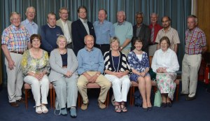 50 year reunion 2013