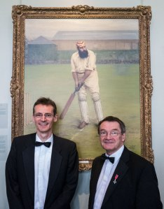Recognise WG Grace but the other two?