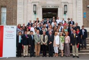 Dental Deans of Europe meet at ADEE in Birmingham