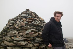The old Man of Coniston and Mike