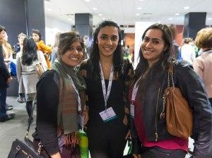 Sunaina, Hinali & Jinita