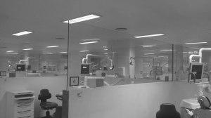 Inside the Dental Clinic