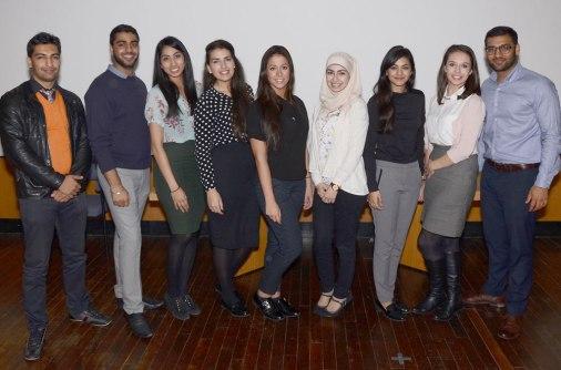 Elective presentations 2014