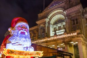 Merry Christmas in Birmingham
