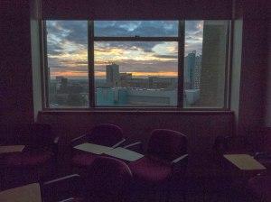 Sunrise on Floor 6
