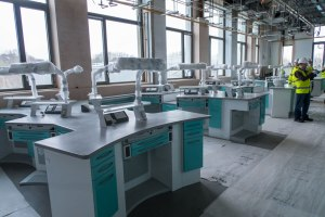 Production laboratory