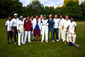 The Victorious Staff Team