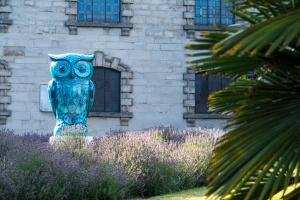 Bejewelled Owl