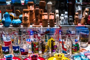 Souvenirs of chile
