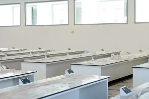 Second floor classroom