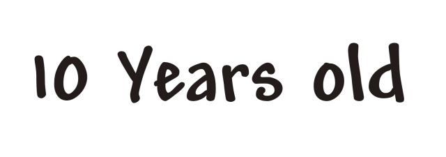 10-years-old
