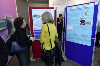 Poster session provided good networking opportunities