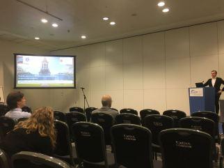 Hall Duncan presents joint work between London and Birmingham