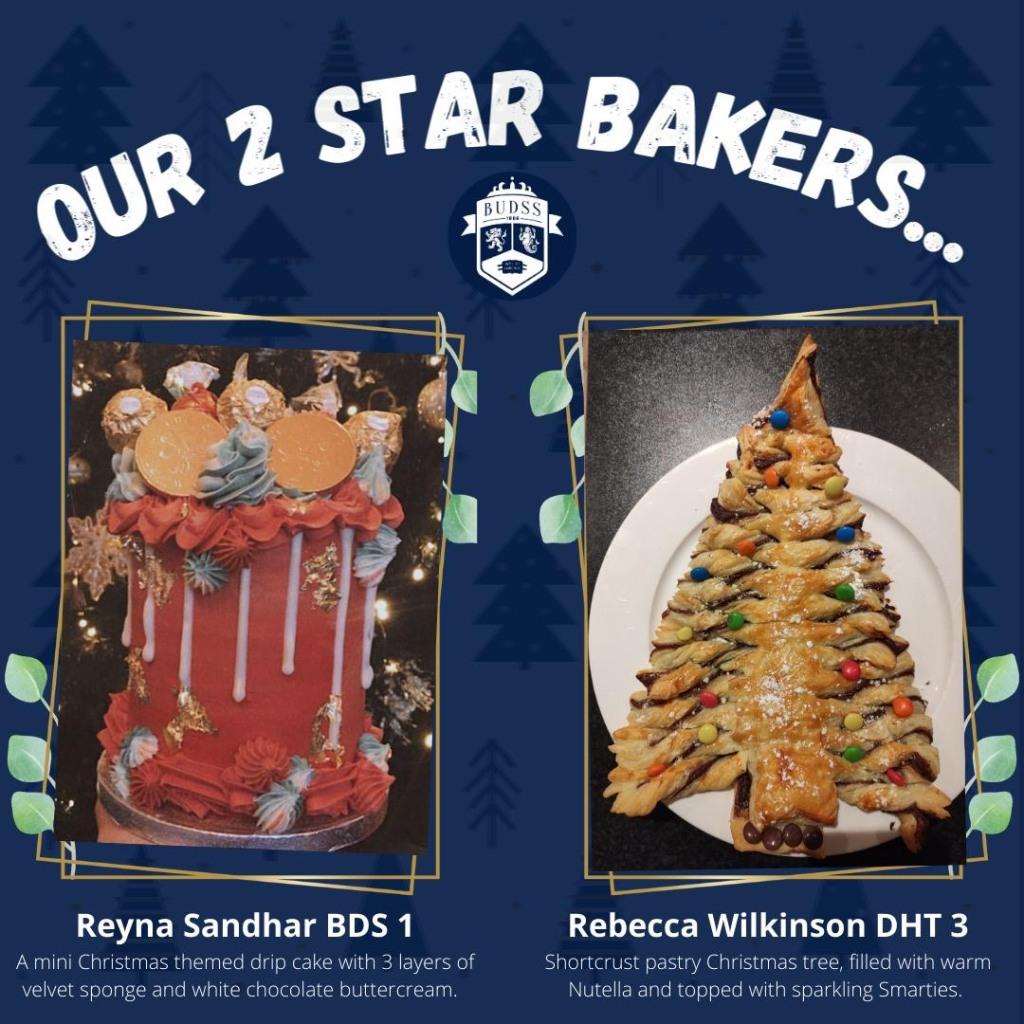 2021 Christmas Bake Off Budss Bake Off Brumdentists